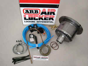 ARB looking differential